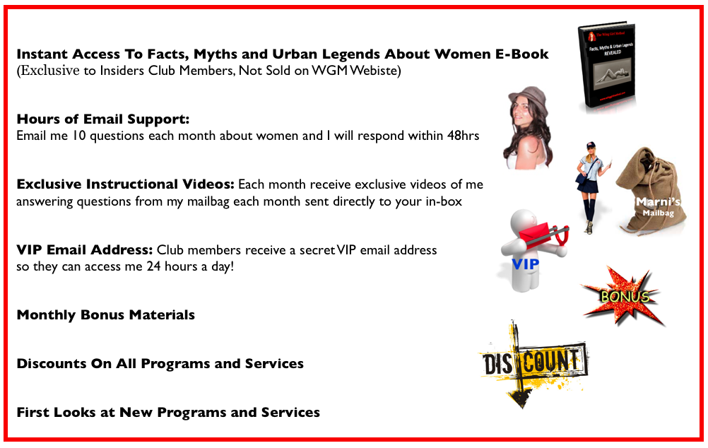 men who win with women, insiders club, dating tips