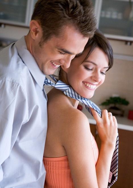 How women tease men
