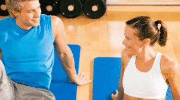 flirting at the gym 2