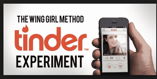 Discoveries From Undercover Wing Girl Tinder Experiment (VIDEO)