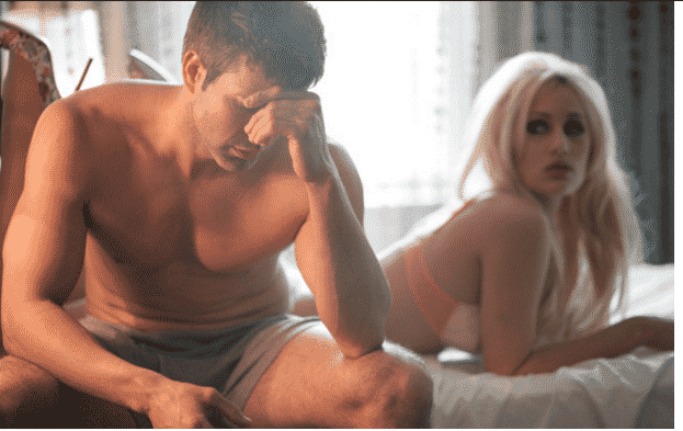 What To Say & Do If You Lose Your Erection During Sex
