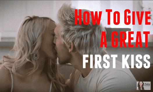 How To Give A Great First Kiss – The Female Perspective
